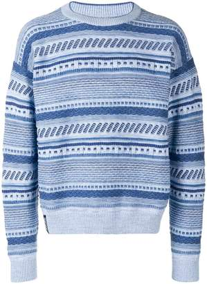 Martine Rose Napa By knit jumper