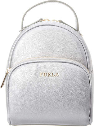 Furla Selena Mini Leather Backpack