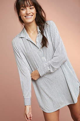 Eberjey Nordic Striped Sleep Shirt