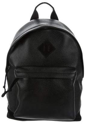 Tom Ford Grained Leather Backpack