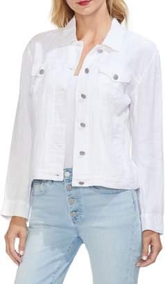 Vince Camuto Classic Linen Jacket