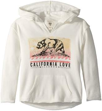 Billabong Kids Days Off Hoodie Girl's Sweatshirt