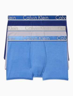 Calvin Klein comfort microfiber 3-pack trunk
