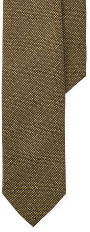 Polo Ralph LaurenPolo Ralph Lauren Print Silk Narrow Tie