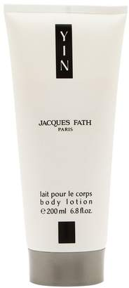 Jacques Fath Yin by for Women 6.8 oz Perfumed Body Lotion