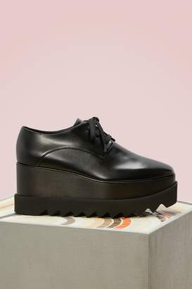 Stella McCartney Elyse Wedge Brogues