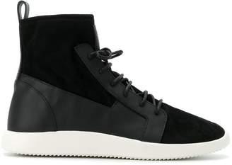 Giuseppe Zanotti Design neoprene sock sneakers
