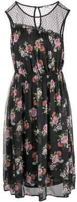 Liu Jo floral sleeveless dress