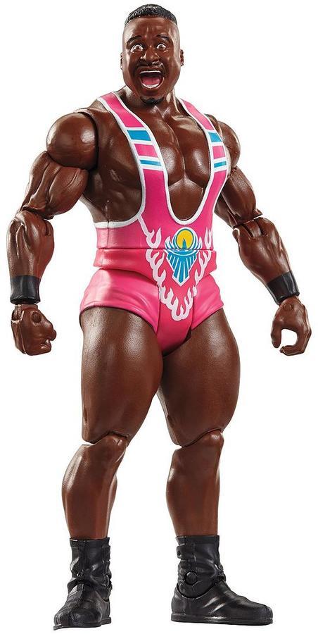 WWE Big E Figure