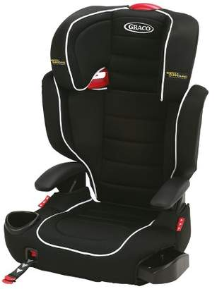 Graco TurboBooster Highback LX Car Seat with Safety Surround - Stark