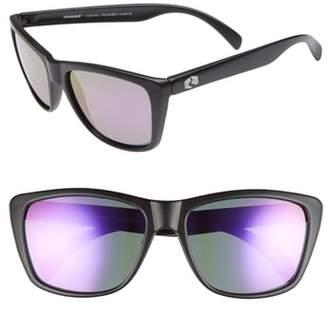 Rheos Sapelos Floating 60mm Polarized Sunglasses