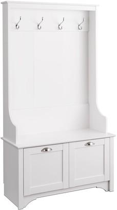 Prepac Wide Entryway Storage Cabinet