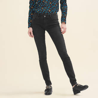Maje Stretch cotton skinny jeans