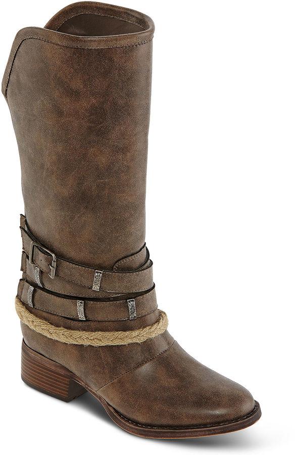 JCPenney OLSENBOYE Olsenboye Darcy Womens Boots