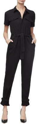 Good American Short Sleeve Jumpsuit