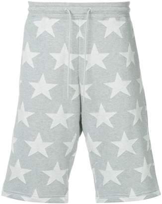 GUILD PRIME star print shorts
