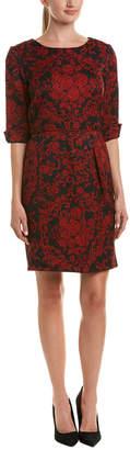 Sara Campbell Sheath Dress