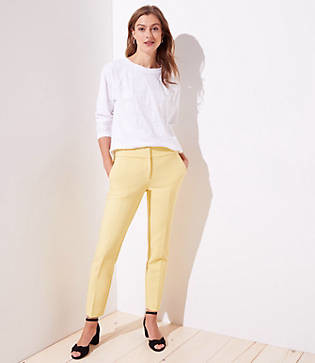 LOFT Slim Pencil Pants in Marisa Fit