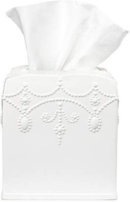 Lenox Bath French Perle Tissue Holder Bedding