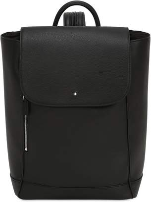 Montblanc Medium Meisterstück Leather Backpack