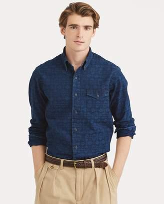 Ralph Lauren Classic Fit Southwestern Shirt