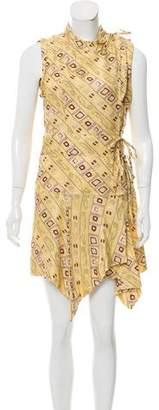 Isabel Marant 2016 Printed Dress