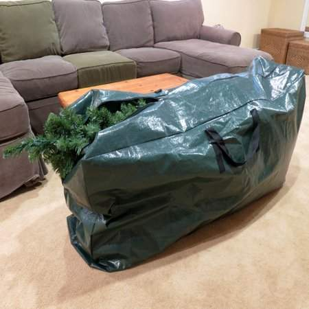 Evelots Premium Artificial Christmas Holiday Tree Storage Bag - For Trees Up To 5' Tall