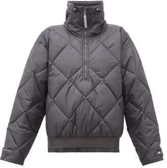 adidas by Stella McCartney Padded Zipped Jacket - Womens - Black