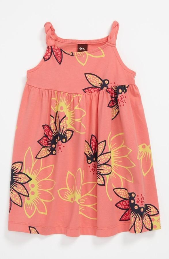 Tea Collection 'Tidepool' Dress (Baby)