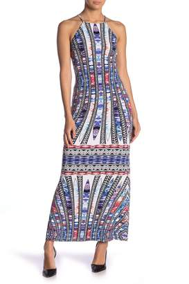 Tart Cathy Maxi Print Dress