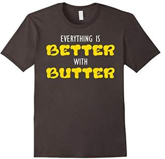 Butter Shoes T-Shirt Everything Is Better With Shirt