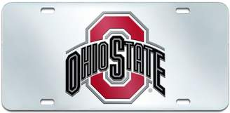 NCAA Fanmats Ohio State Buckeyes Mirror-Style License Plate