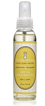 Deep Steep Dry Oil Body Spritzer