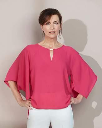 Fashion World Split Sleeve Top