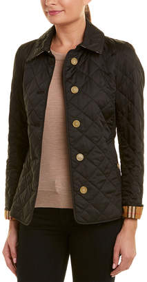 Burberry Frankby Diamond Quilted Jacket
