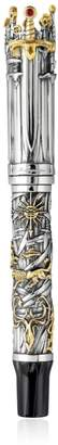 Montegrappa Game Of Thrones Silver Roller Ball Pen