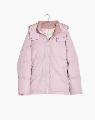 Quilted Puffer Parka