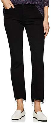 Frame Women's Le High Straight Jeans - Black