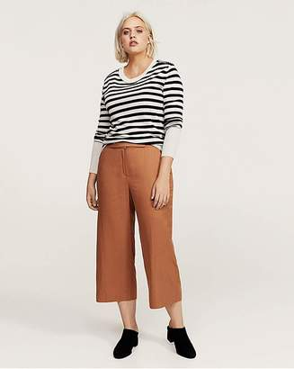 Violeta BY MANGO Cropped Trouser