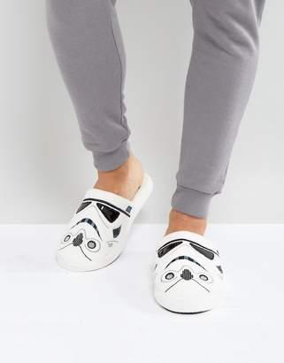 Star Wars Fizz Creations Fizz Storm Trooper Slippers