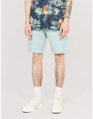Tommy Hilfiger Brooklyn cotton-twill shorts