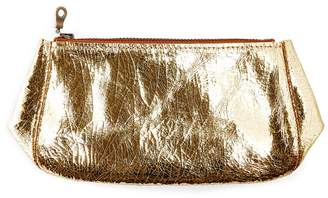 Tracey Tanner Gold Foil Cosmetics Pouch