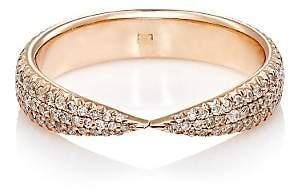 Eva Fehren Women's Kissing Claw Ring