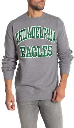 Mitchell & Ness Philadelphia Eagles Start Of Season Crew Neck Sweater