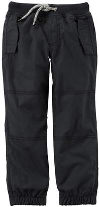 Carter's Boys 4-8 Lined Pants