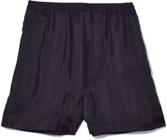 Marc Jacobs Boxer Shorts with Piping in Black