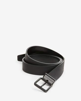 Express Reversible Matte Prong Buckle Belt