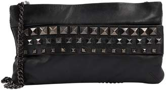Pierre Balmain Leather Clutch Bag