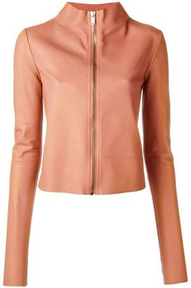 Rick Owens Lilies cropped jacket
