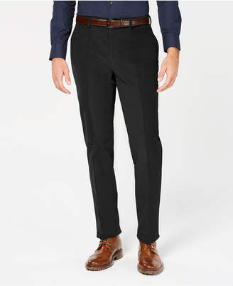 Bar III Men's Slim-Fit Stretch Corduroy Suit Pants